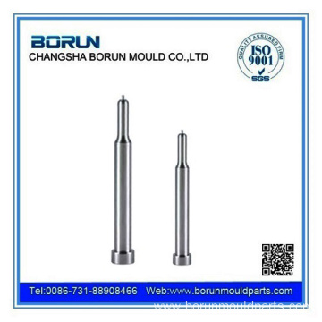 Standard burring punch for mould components